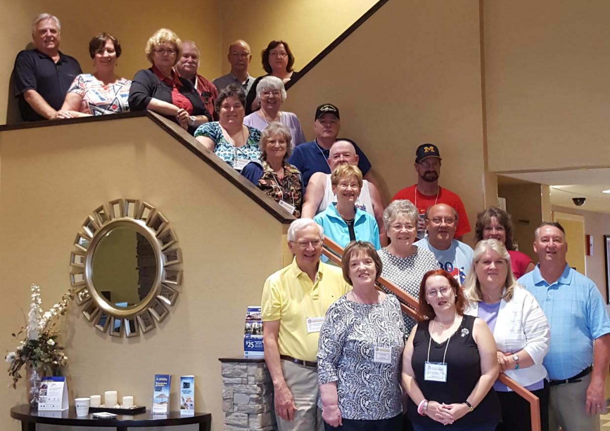 DFA 2016 attendees